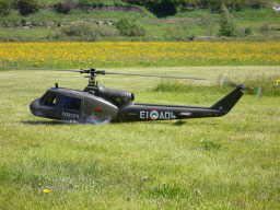 Fusoliera BELL AB-204 IROQUIS by HELITRENTO - dettaglio 4