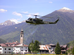 Fusoliera BELL AB-204 IROQUIS by HELITRENTO - dettaglio 6