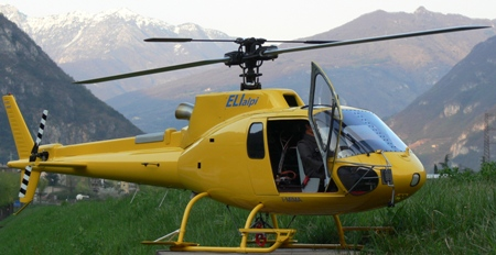 Fusoliera EUROCOPTER AS 350 B3 – ECUREUIL by HELITRENTO